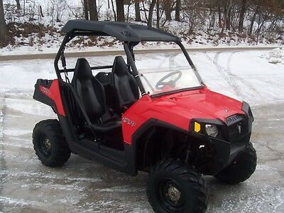 2012 Polaris RZR 570 EFI, 4x4, windshield and roof, affordable UTV, LOOK