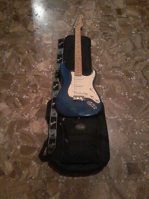 Guitarra (Guitar) Fender Stratocaster Highway One Made In Usa