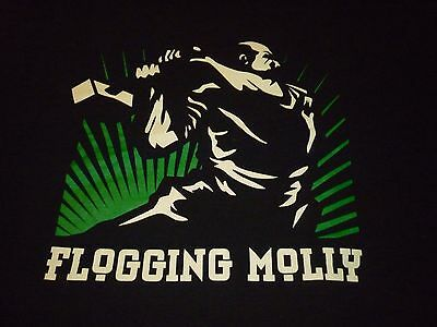 Flogging Molly Shirt ( Used Size L ) Nice Condition!!!