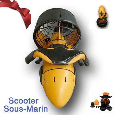 Scooter sous-marin 300w