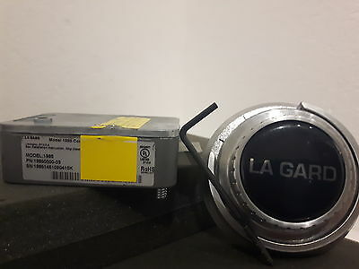 La Gard Combination Lock With Dial And Dial Ring. Never Used.