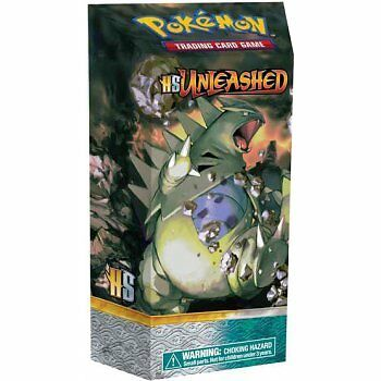 "*New* Pokemon Theme Deck - H&S Unleashed ""Chaos Control"" (60 Cards)"