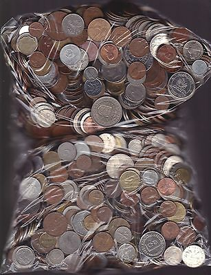 World Coin Token Medallion Collection Lot Total weight 4.8 kgs Free Post Austral
