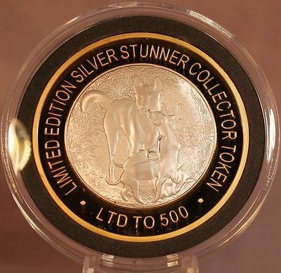 Australian Dingo Silver Stunner Coin - Limited Edition 500 Released