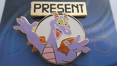 Walt Disney World 2003 Figment Present Journey Through Time Pin - LE of 2000