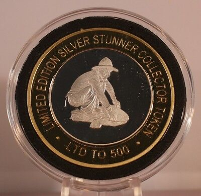 The Prospector Silver Stunner Coin - Limited Edition 500 Released
