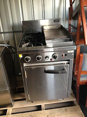 Cobra Commercial Gas Oven