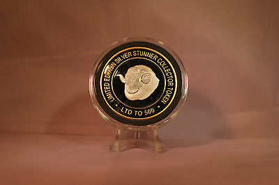 Year Of The Ram Silver Stunner Coin  Limited Edition 500 Released