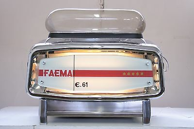 1964 Faema e61 with 2 arms, fully and exigently restored - WORLDWIDE SHIPPING