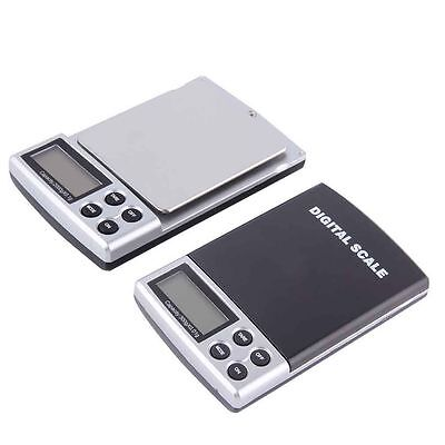 Portable Digital Pocket Weighing Balance 300g/0.01g 2000g/0.1g  500g*0.01g LotE1