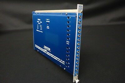 LeCroy 2249A ADC Charge Analog-To-Digital Converter CAMAC Crate Plug In Module 1