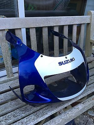 Suzuki Gsxr600 Srad Fairing Headlight Front Nose Cone Panel
