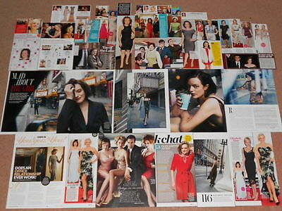 40+ ELISABETH MOSS Magazine Clippings