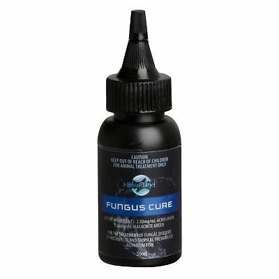 Blue Planet Fungus Cure 50ml Medication Fungal Disease Freshwater Fish