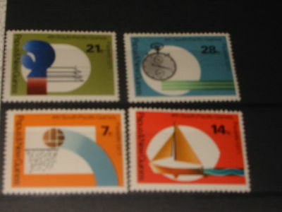 Papua and New Guinea 4th south pacific games set  LMM (152)
