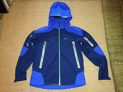 K2 Goretex Paclite Mens Jacket_Size Small