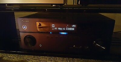 Pioneer vsx lx53 AV audio visual amplifier