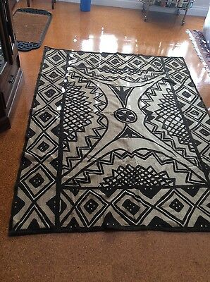 Large African Mudcloth