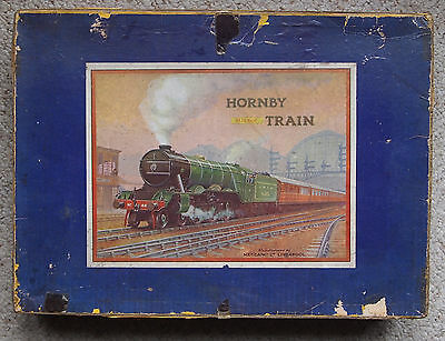 HORNBY M3 ELECTRIC SET BOX + some items