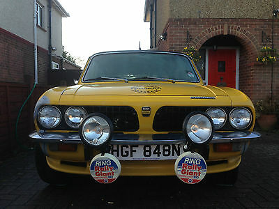 Triumph Dolomite Sprint 1975 Twin 45Webbers Stage Two Race Cam Yellow