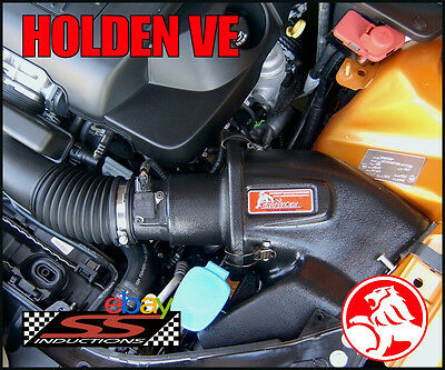 Holden Ve V6 Sidi - Ss Inductions Growler Cold Air Induction (Up To Dec 2011)