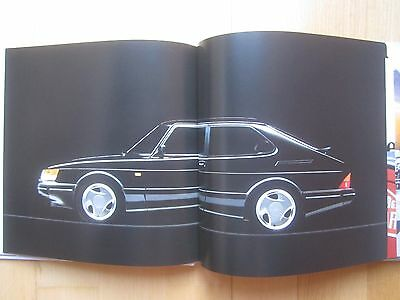 Saab Made in Trollhattan Book 2002, 140 Pages inc. 900 Turbo 99 96 95 93 Sonett
