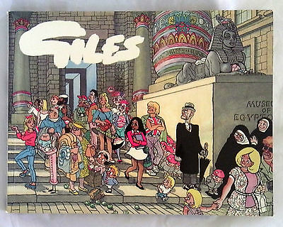 GILES ANNUAL Thirty-seventh Series (Daily Express 1983)
