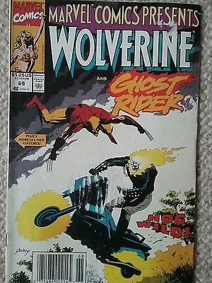 Wolverine and Ghost Rider 68