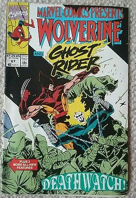 Wolverine and Ghost Rider 67