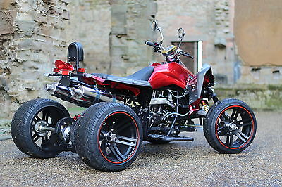 Brand New 2017 250Cc Road Legal Quad Bike Free Nationwide Delivery 66 Plate