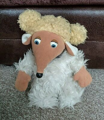First Love The Wombles Alderney Soft Plush Toy