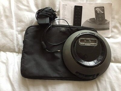 JBL On Stage 111, Portable speaker dock for iPod Classic