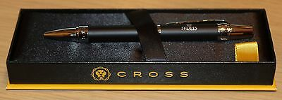 Cross ball point pen with Skopes logo
