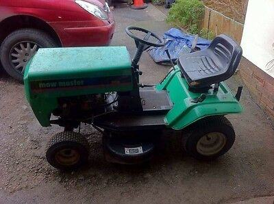 Mow Master Ride On Lawn Mower