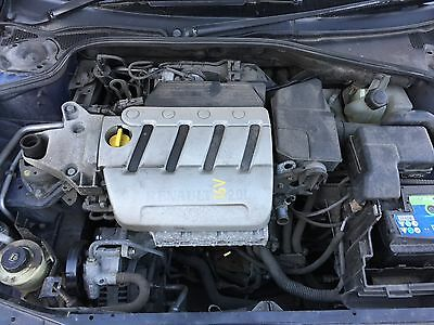 Renault Laguna 2.0 ltr 16v complete engine and Gearbox