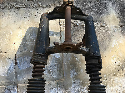 Original Front Fork Late Model With Rubbers Bmw R75Wh R75 Wh Ks750