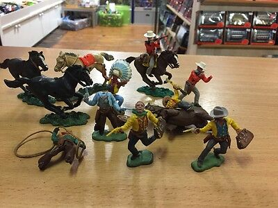 Vintage Britains Herald Swoppets Lot Collection