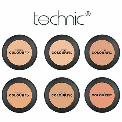 Technic Colourfix Fine Pressed Powder- CHOOSE SHADE!