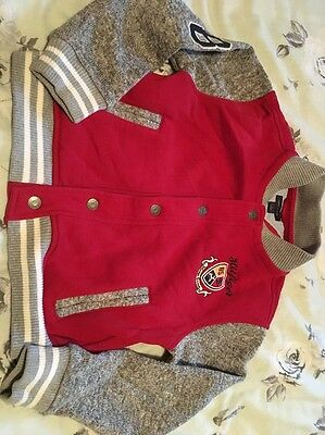 Tommy Hilfiger Top/ Jacket Age 6 Years