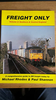 FREIGHT ONLY Vol 2: Southern & Central England