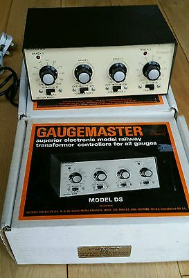 Gaugemaster Model Railway Controller Model DS