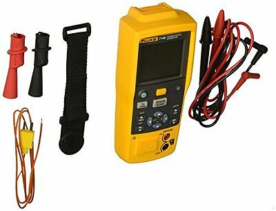 Fluke Fluke-714B Thermocouple Calibrator Yellow/Brown/Black/Red