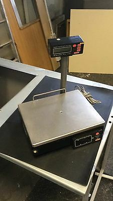 Avery Weigh Tronix FX140 Industrial Weighing Scale System For Post Office