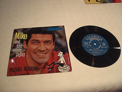 Michael Holliday Mike & The Other Fella 45Rpm Vinyl Ep Record Seg 7892 1959