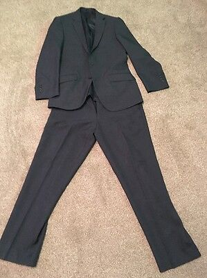 Men's Suit Jacket 38S And Trousers 32S