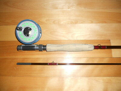 Fly Fishing Rod Reel Combo Mitchell/Royal Coachman, Trout etc, rods reels n deal
