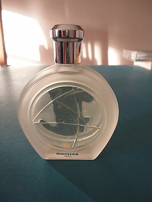 Vintage Full Bottle Of Globe Pour Homme Aftershave By Rochas - For Display Only