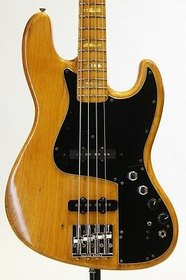"""Fender Jazz Bass 1974 """"Marcus Miller Modify"""" Electric Free Shipping"""