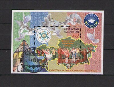Kasachstan 2015 Michel-Nr. Block / Sheet 72 O Gestempelt Used