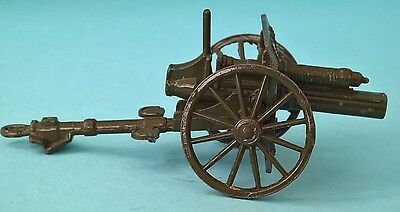 Vintage CRESCENT WW1 Royal Artillery Military Field Gun for Lead Toy Soldiers
